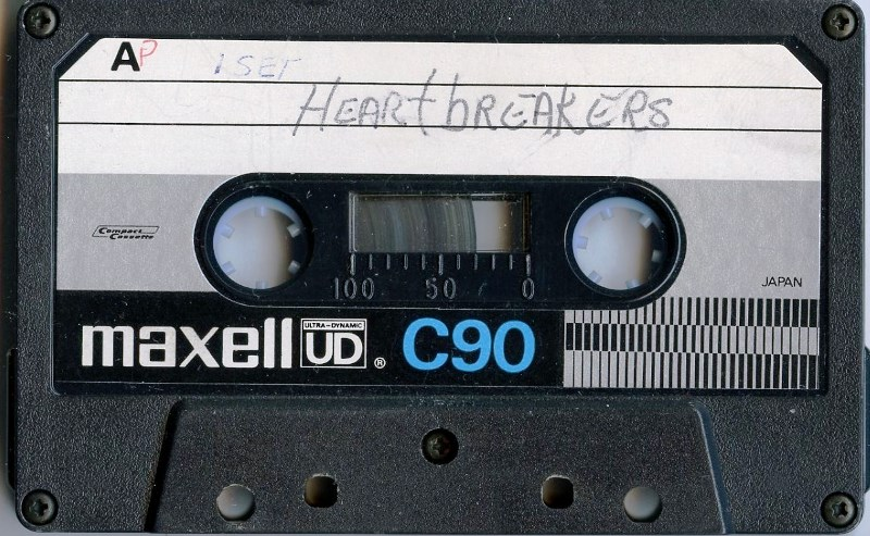 Heartbreakers tape