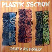 Plastic Section Trouble Cd Off The Hip Lluis