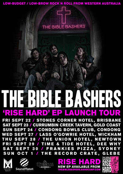 bible bashers tour