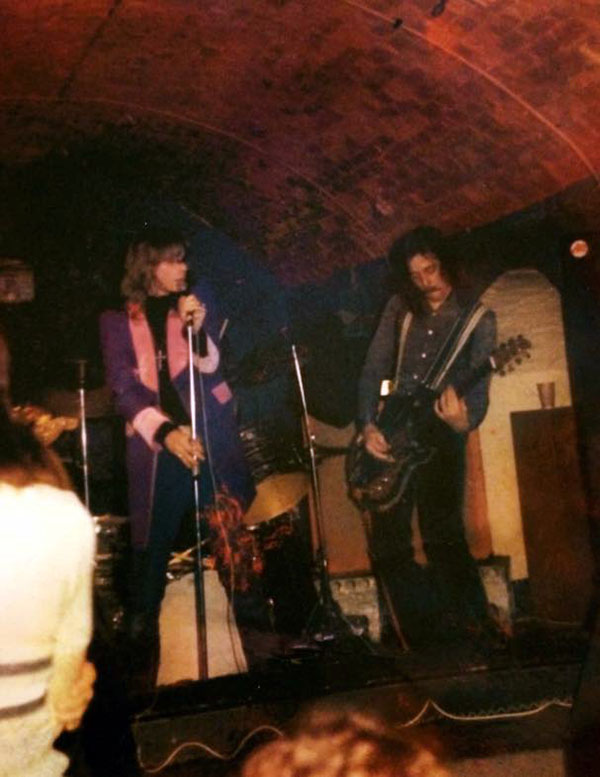 groovies at the cavern