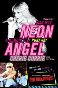 neon angel cover