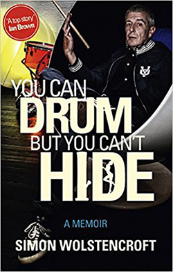 you can drum